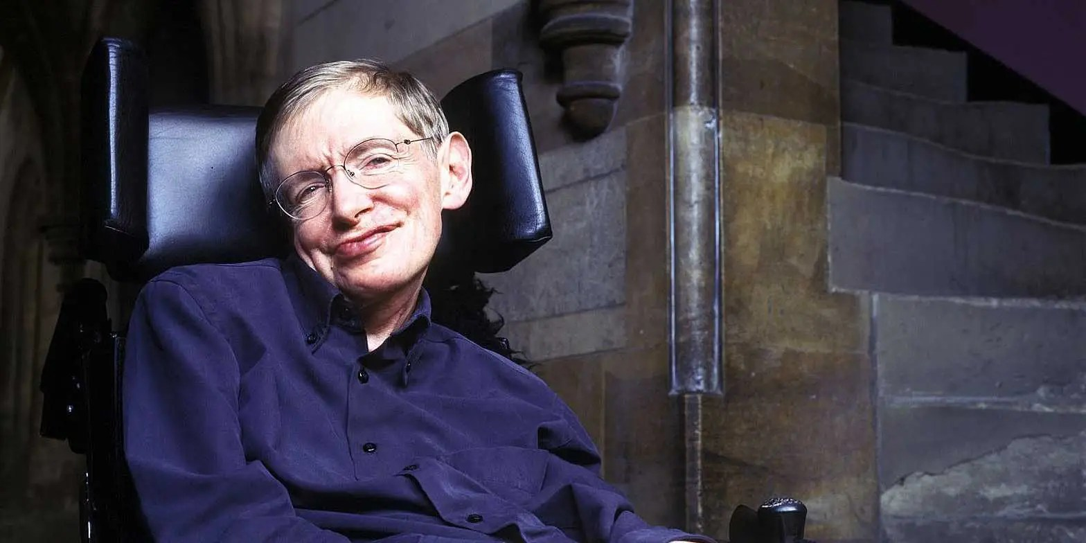 'The Theory Of Everything': Stephen Hawking Voice - Business Insider