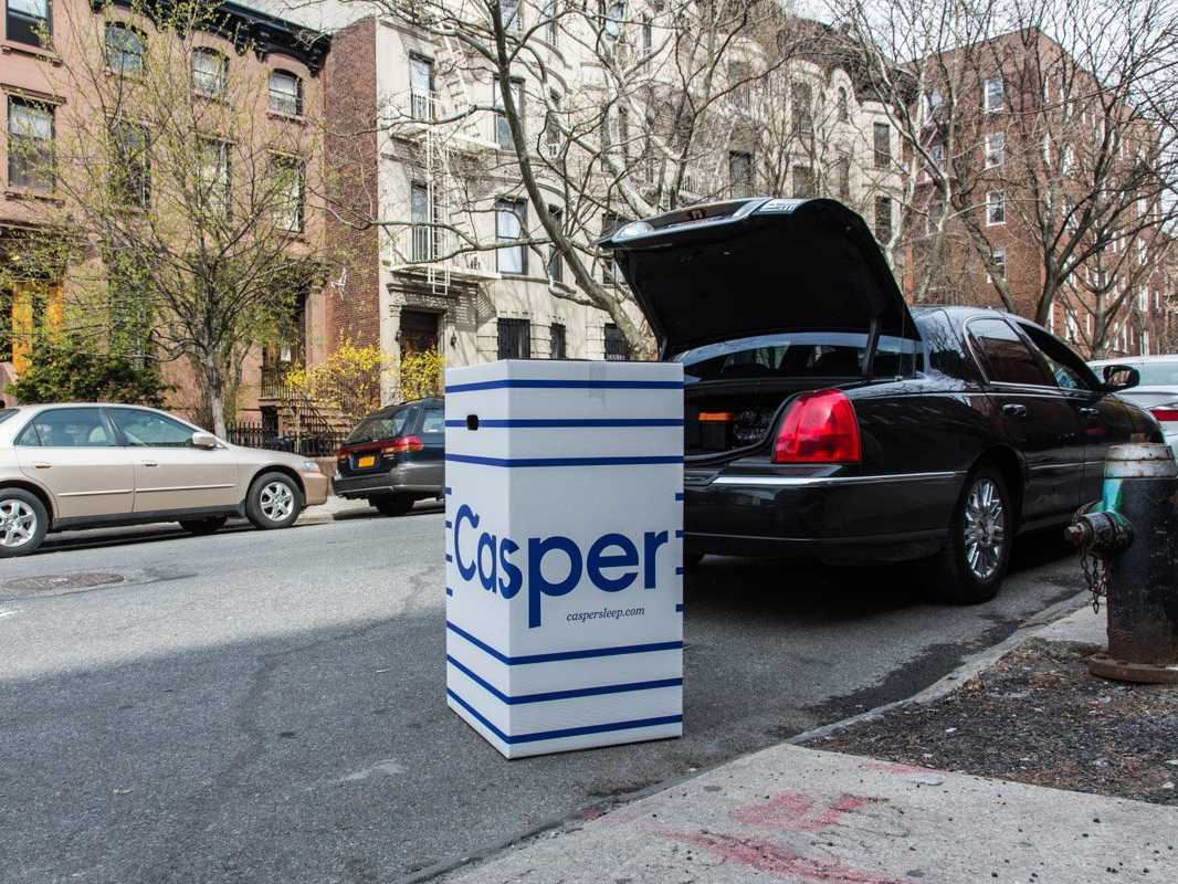 Casper takes all the headache out of buying a new mattress.