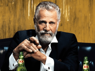 "Adiosamigo to the ""Most Interesting Man in the World"""