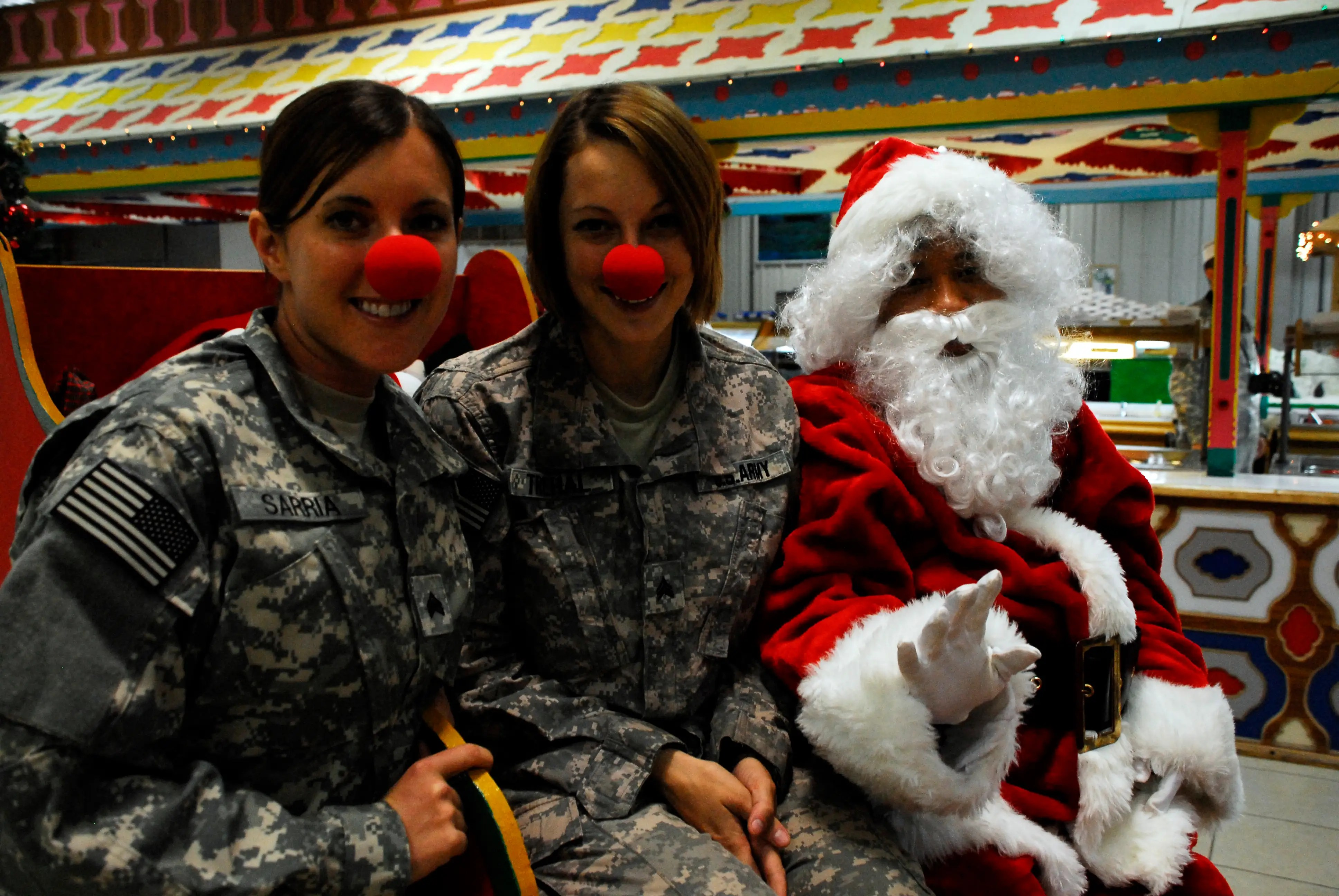 US Troops History Of Combat On Christmas Business Insider