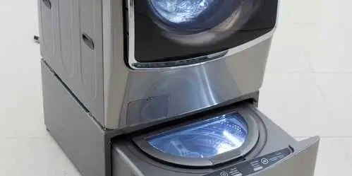 LGs New Twin Wash System Washing Machine Business Insider