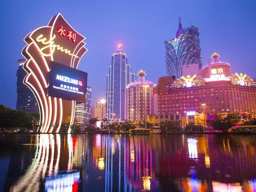 No. 6 Macau, Macau: 14.2 million visitors