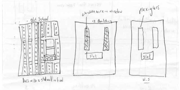 Heart-breaking drawings from a prison inmate show what