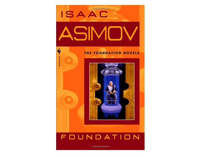 isaac asimov foundation science fiction