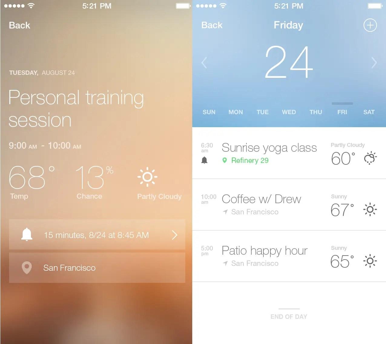 Fresh Air App Store