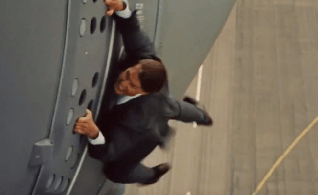 How Tom Cruise Did Plane Stunt In New Mission Impossible