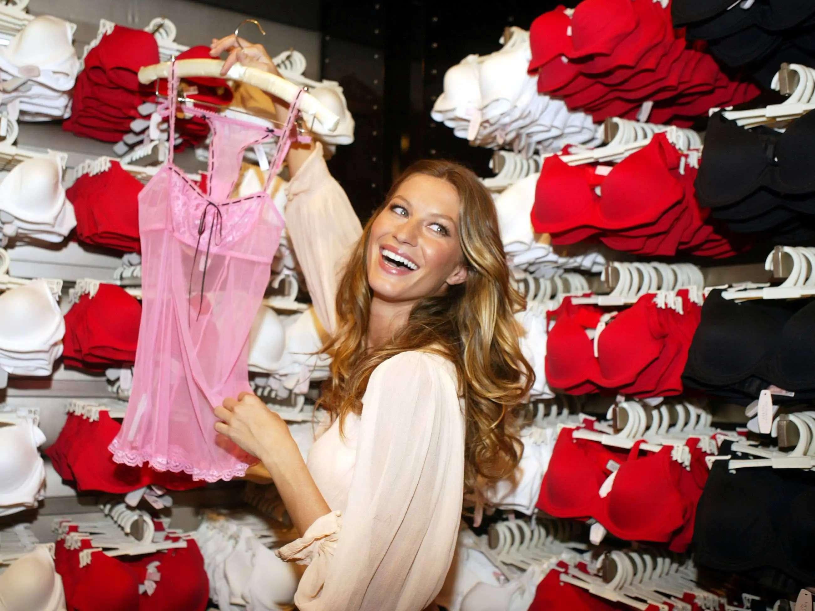 You've seen companies revolutionizing retail ...