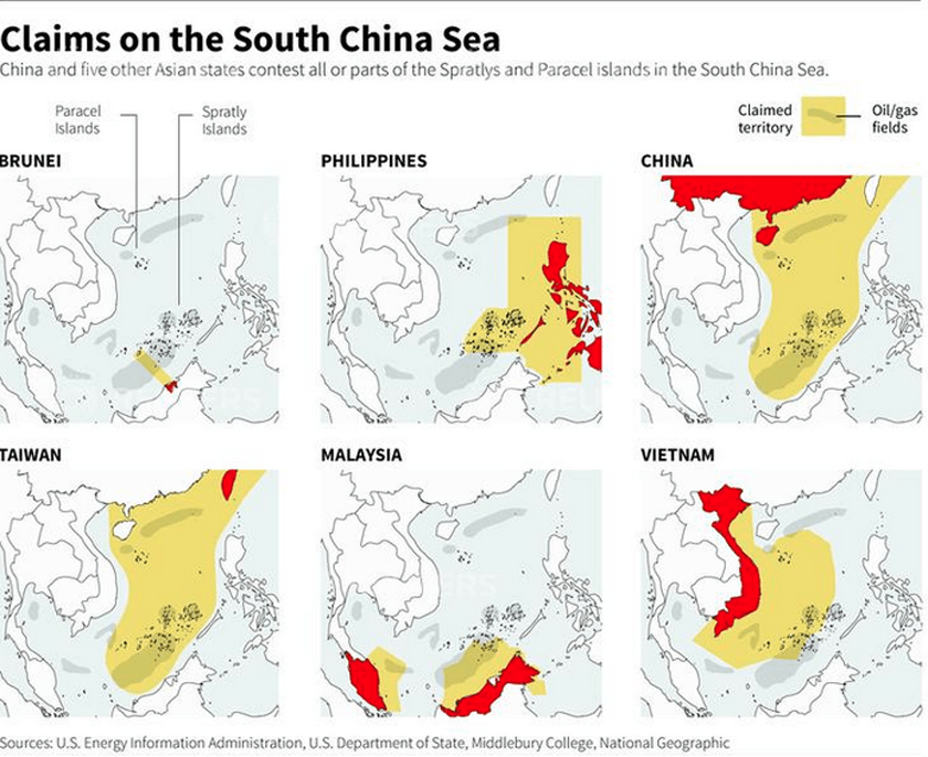 south%20china%20seas - ARBITRATION 101: PHILIPPINES V. CHINA - Talk of the Town