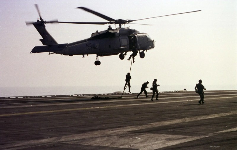 1. The US Navy SEALs is arguably the top special operations force. Created in 1962, the Sea-Air-Land operators go through years of training and, especially after 9/11, endure an incredible operation tempo. Many foreign militaries base their special ops on the SEALs.