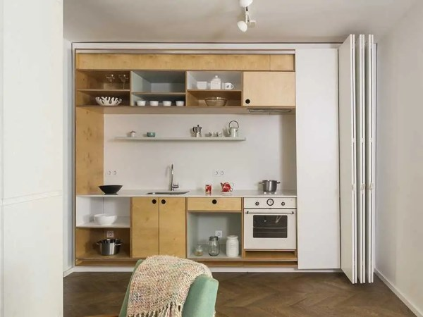 studio apartment kitchen This is the quickest way to clean up your kitchen - Business Insider