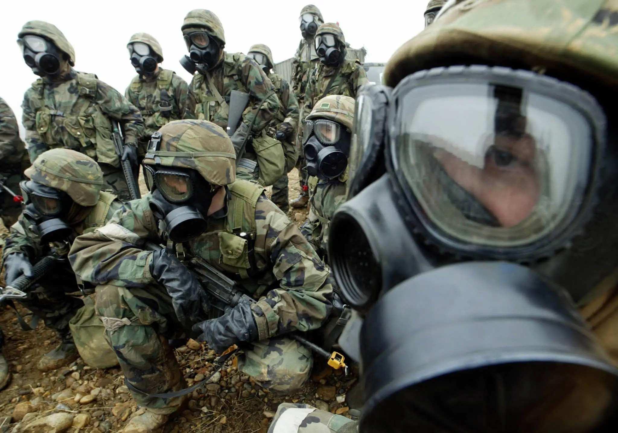 9. Biological Weapons