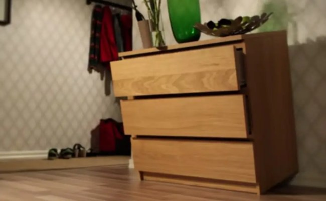 Ikea Furniture Can Tip Over If Not Anchored To The Wall