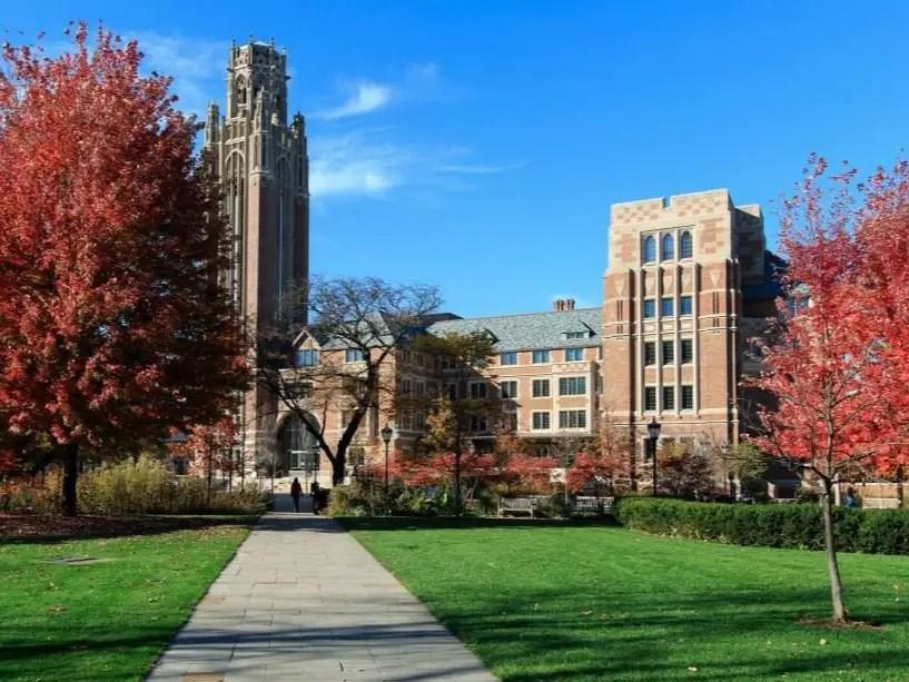 19 (TIE). University of Chicago