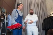 Fat Jew' 'dad Fashion' Show - Business Insider