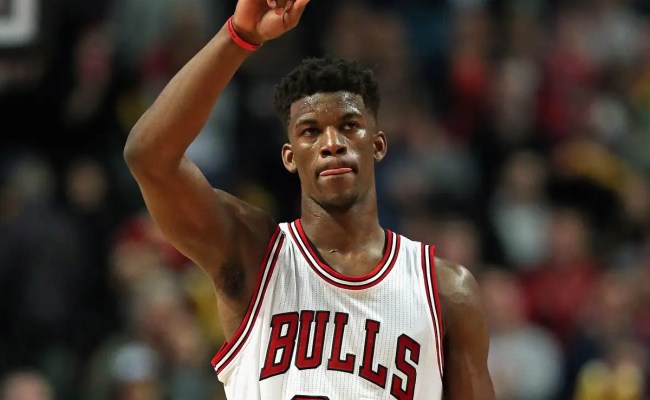 Why Jimmy Butler Removed The Rearview Mirror In His Car