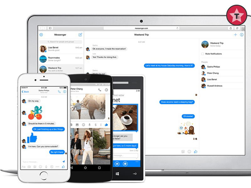 Facebook Messenger is becoming the one app to rule them all.