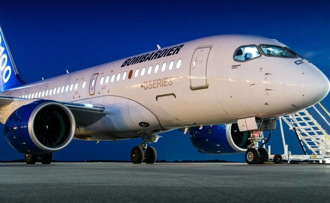Bombardier Delta Make C Series Deal Business Insider