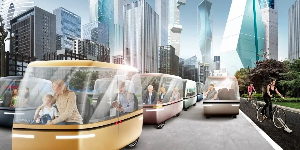 6 Predictions About The Future Of Transportation