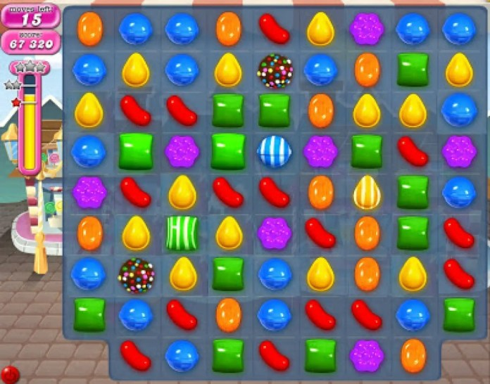 10. Never get a request to play Candy Crush again.