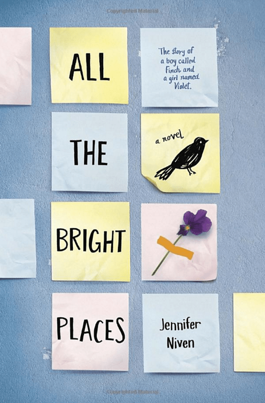 """YOUNG ADULT: """"All the Bright Places"""" by Jennifer Niven"""