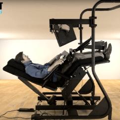 Recliner Gaming Chair Blue Patio Chairs We Tested Out The Ergoquest Zero Gravity - Business Insider
