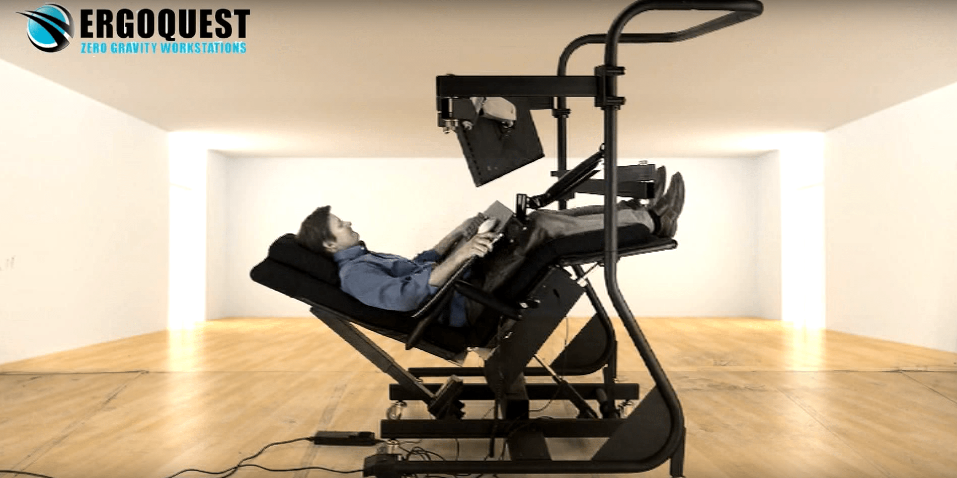 most comfortable desk chairs modern pedicure we tested out the ergoquest zero gravity chair - business insider