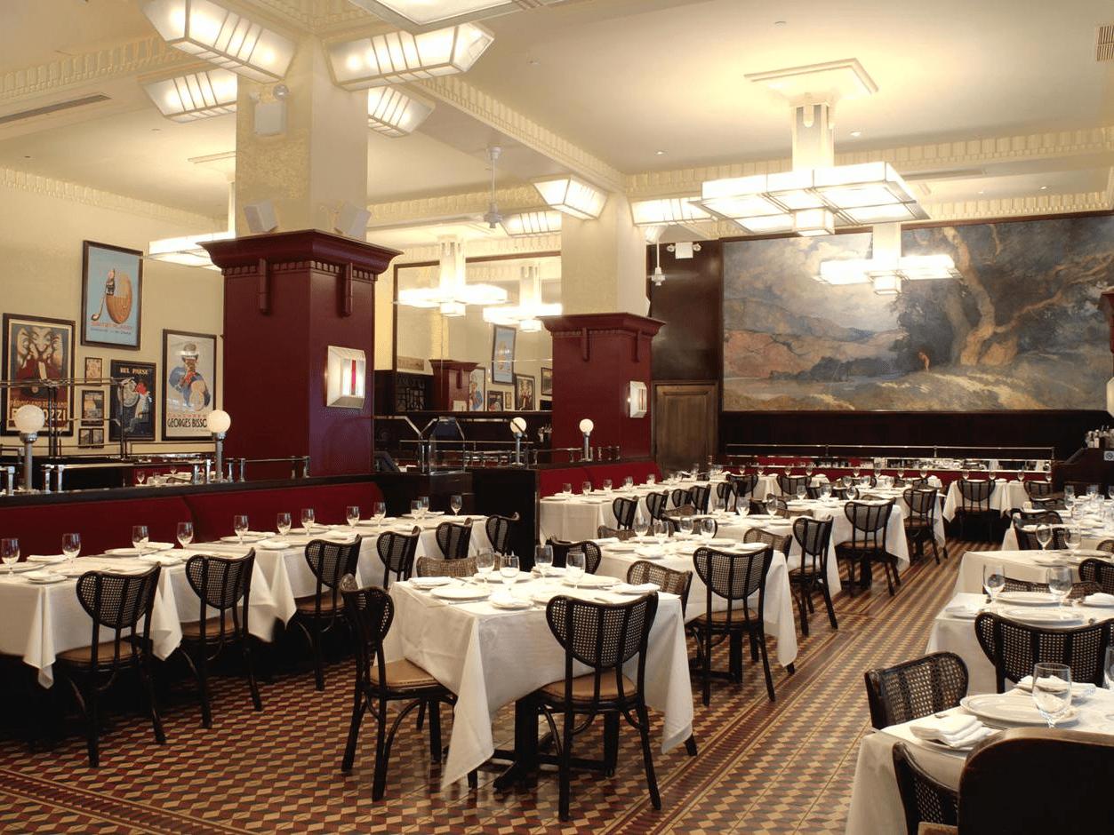 Best Power Lunch Spots In New York City Business Insider