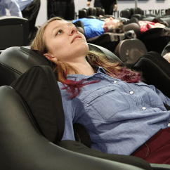 How Much Are Massage Chairs Small For Living Room I Tested Every Chair At Ces 2016 - Business Insider