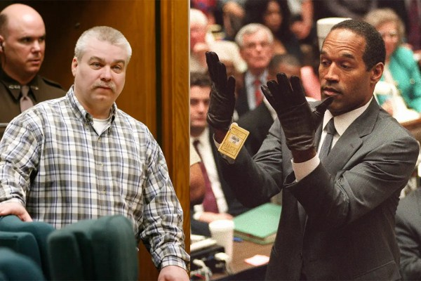 OJ Simpson and 39Making a Murderer39 trials have common
