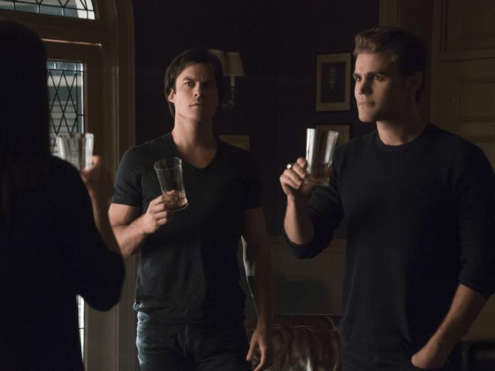 """The Vampire Diaries"" - The CW, ocho temporadas"