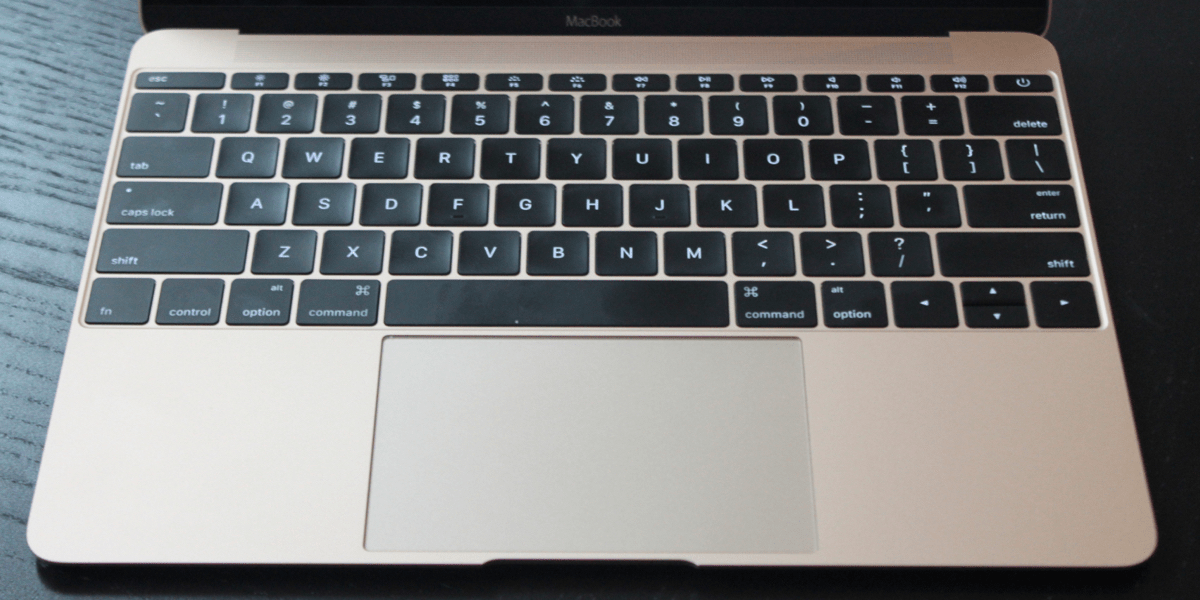 new macbook keyboard