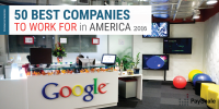 Best companies to work for in America - Business Insider