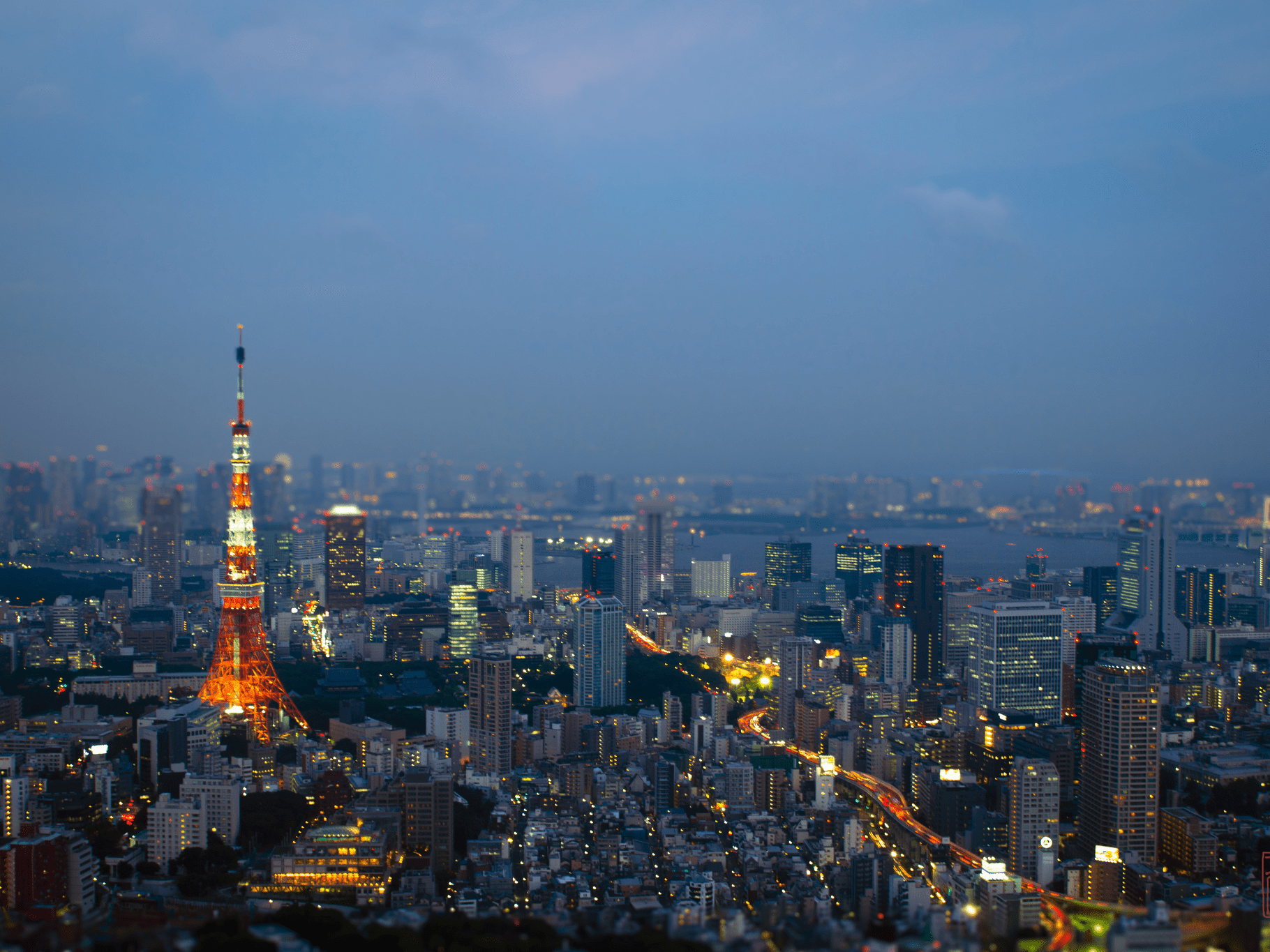 Tokyo took the lead with 15 million people by 1965.