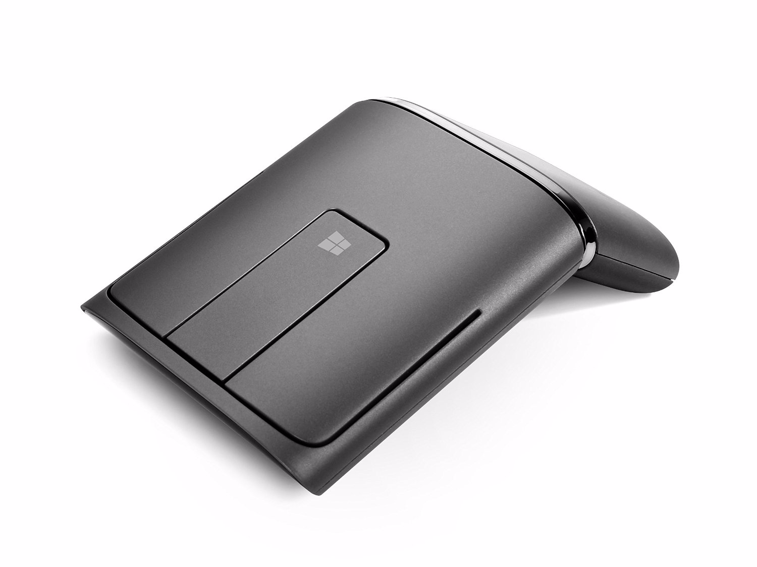 Lenovo's mouse can flatten and twist into different shapes.