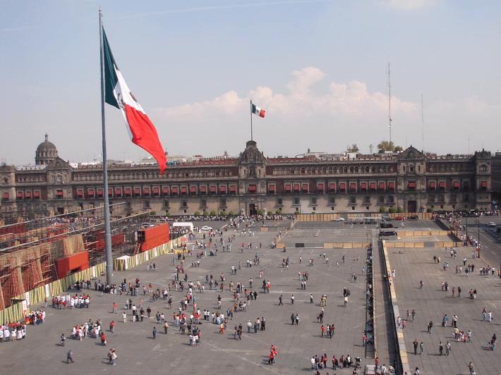 7. Mexico — Mexico has seen several incidents of major civil unrest in recent years, with drug cartel violence one of the most prevalent issues. In a recent incident, six people died during clashes between police and protesting teachers.