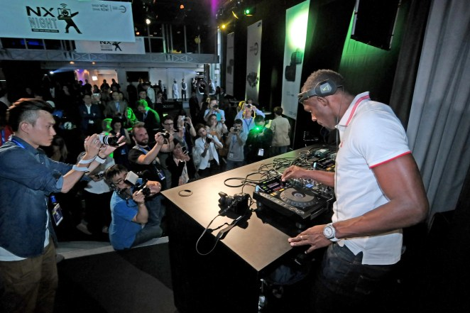 One of Bolt's biggest hobbies is music. He has been performing DJ sets in public since 2010. The equipment does not come cheap, with high-end DJ decks costing more than £5,000.
