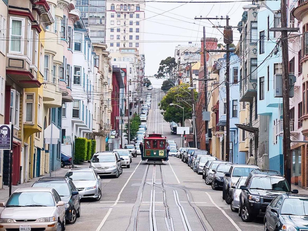 5. San Francisco — 4.9%