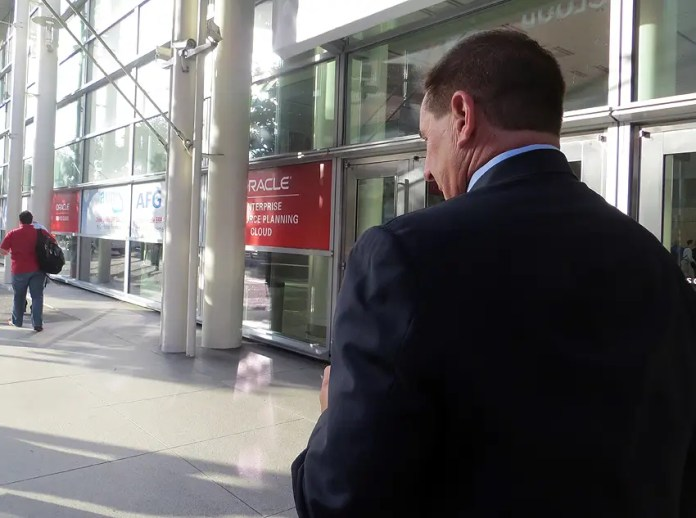Secret passages and skipped meals: Oracle's CEO Mark Hurd gave us a uncommon peek at what it actually takes to run one of many world's most vital tech corporations