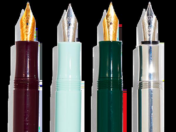fountain pens perch