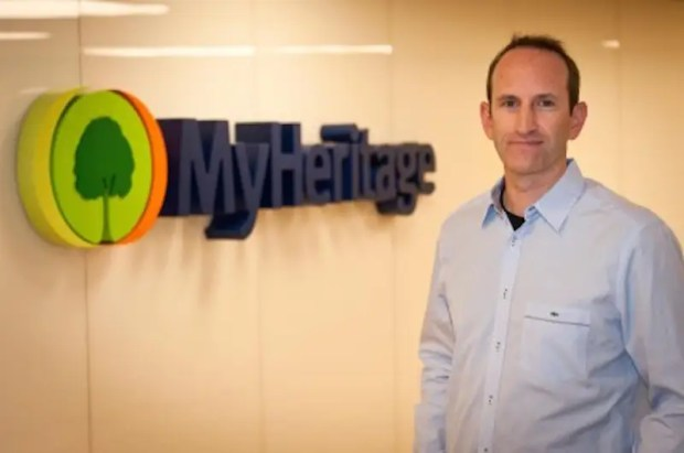 22. MyHeritage — online family tree service