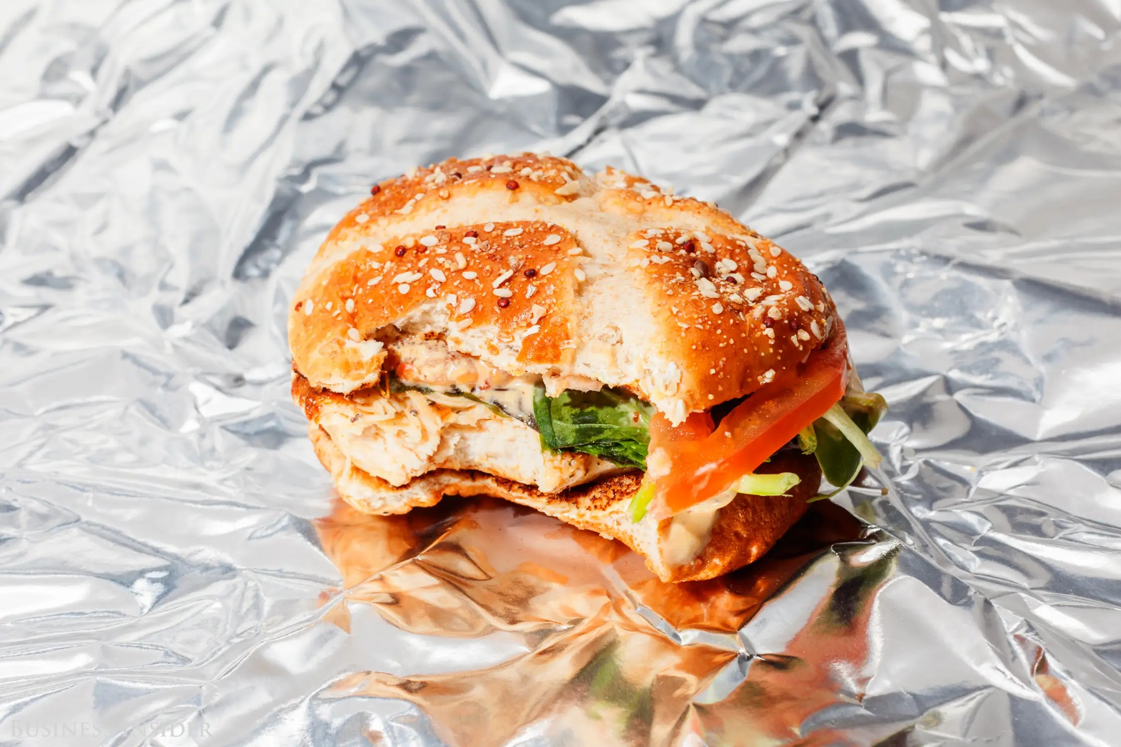 Fast Food Grilled Chicken Sandwich Review