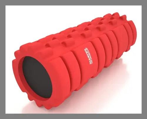 A dual-surface foam roller