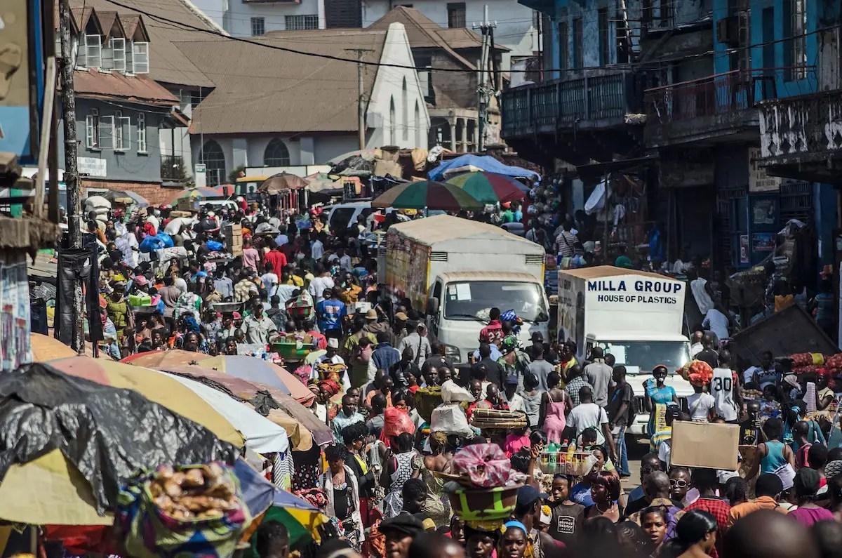 14. Sierra Leone — GDP per capita: $1,651 (£1,346)