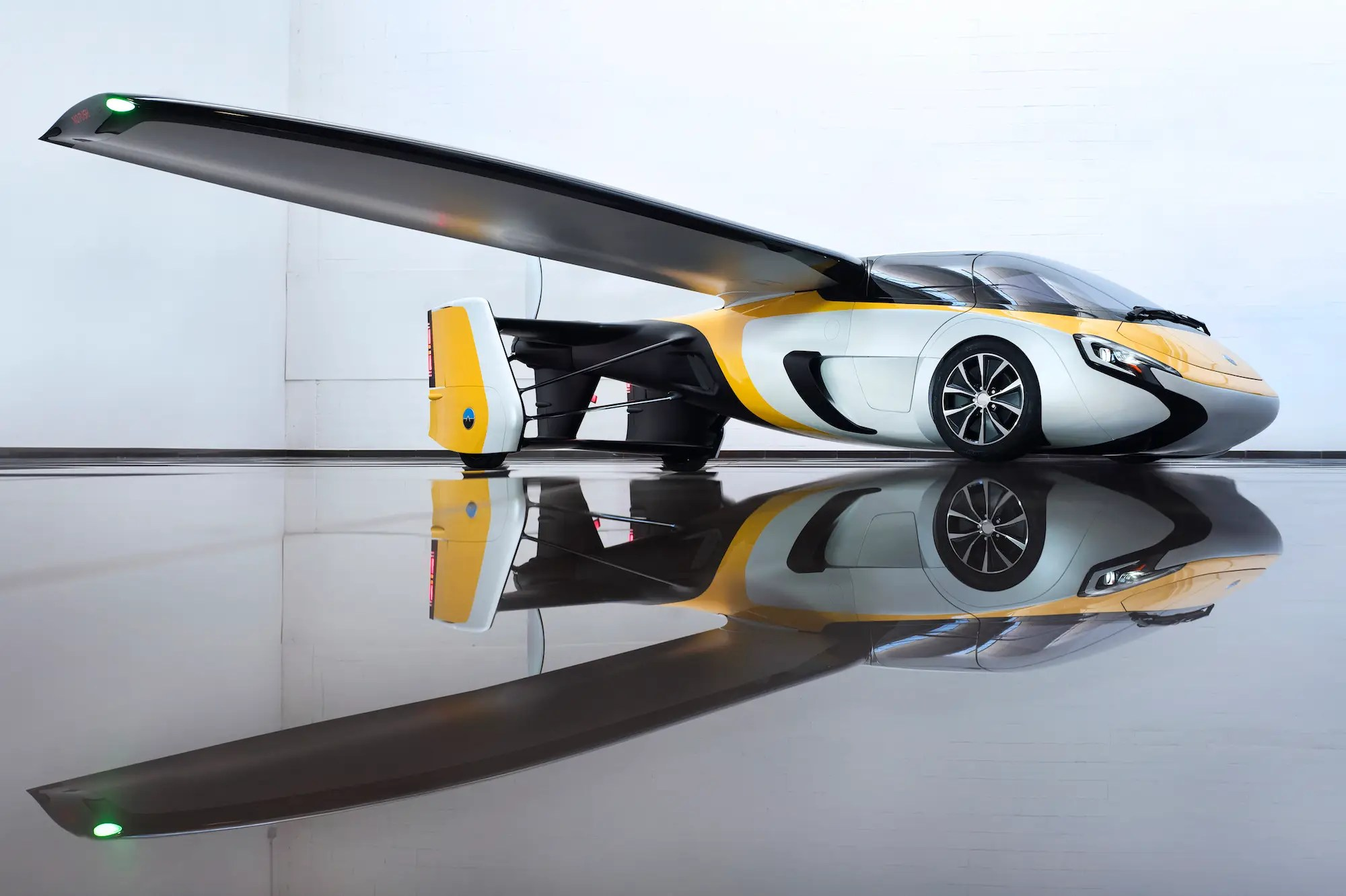 The vehicle is certified to operate in Europe, but AeroMobil plans to eventually release it in the US, AeroMobil CTO Douglas MacAndrew told Business Insider. Once it's cleared to operate in the US, AeroMobil will look to introduce it in China as well.