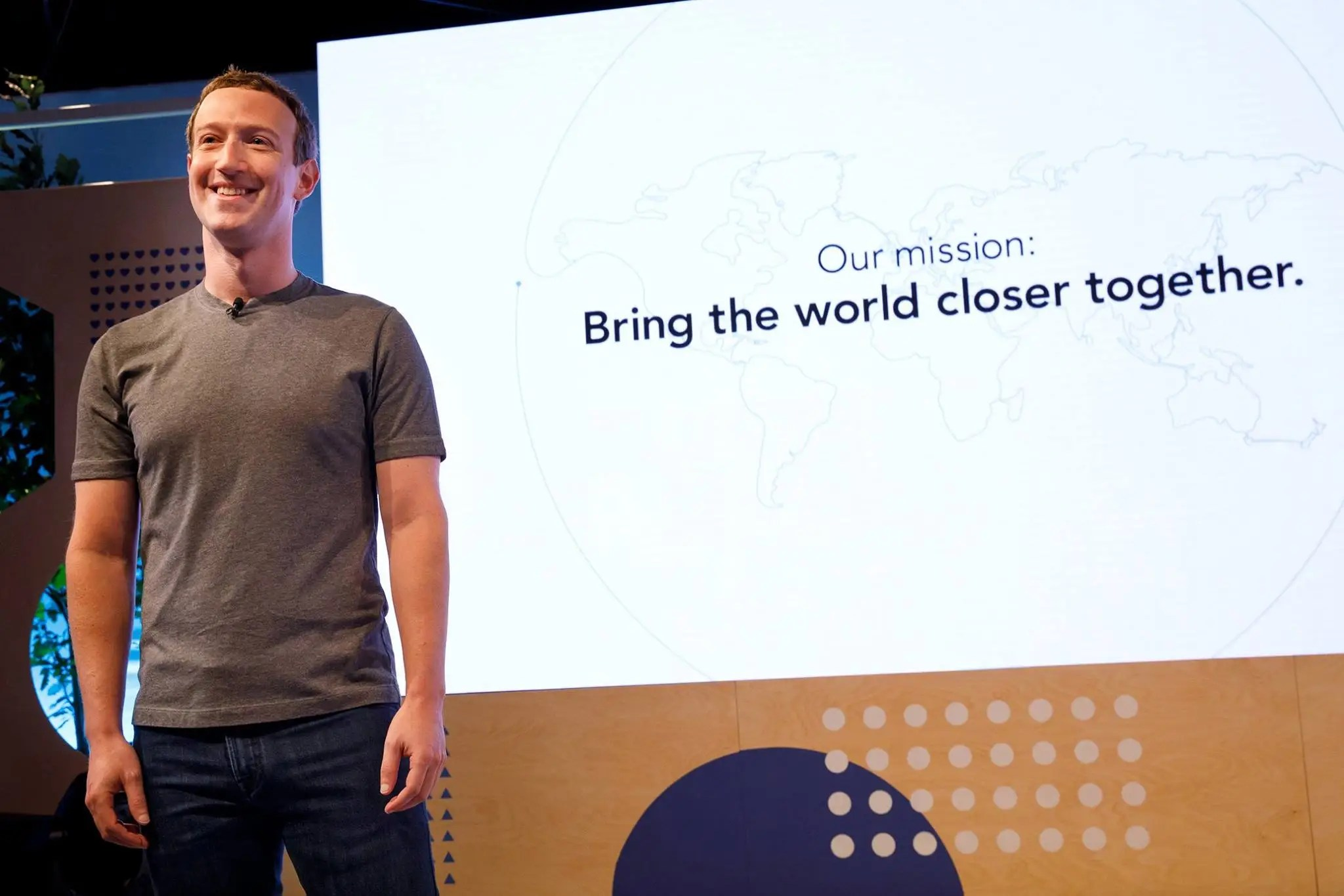 Image result for facebooks new mission statement