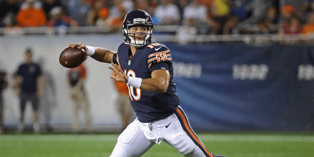 Image result for mitchell trubisky bears