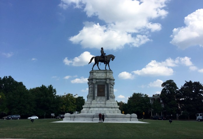 Richmond Monuments Richmond could be the next battleground over confederate monuments Richmond could be the next battleground over confederate monuments img4792