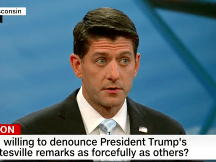 paul ryan Paul Ryan criticizes Trump over his response to Charlottesville Paul Ryan criticizes Trump over his response to Charlottesville paulryan