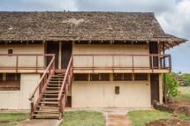 Abandoned Hotel Molokai Island Hawaii