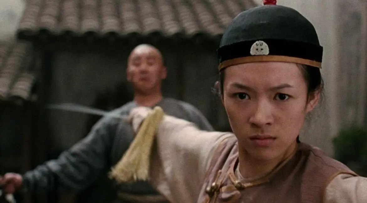 "2000: ""Crouching Tiger, Hidden Dragon"""